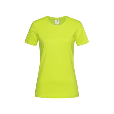 ST2600 Classic-t BRIGHT-LIME-S