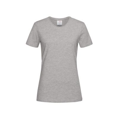 ST2600 Classic-t GREY-HEATHER-S
