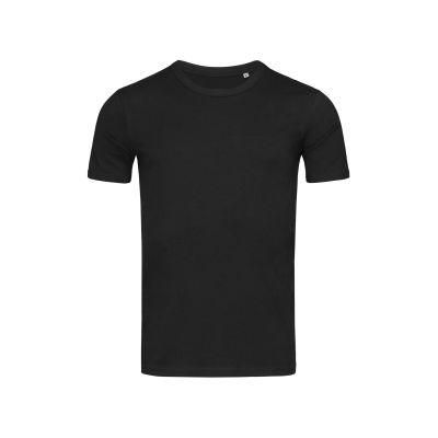 ST9020 Morgan Crew Neck T-shirt BLACK-OPAL-S