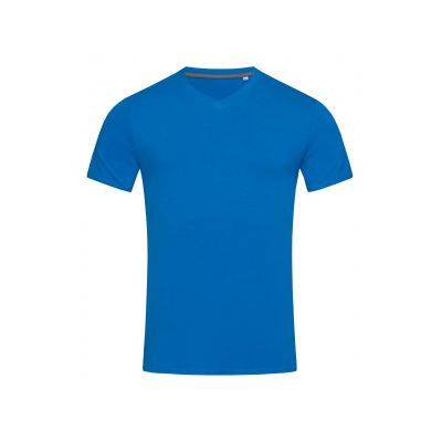 ST9610 Clive V-neck T-shirt ST9610-KING-BLUE-S
